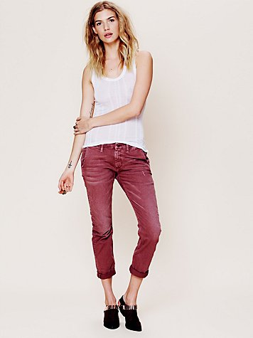 Maison Scotch Ace Slim Tapered Jean