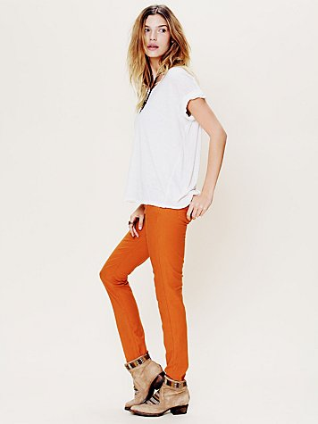 Maison Scotch La Parisienne Colored Skinny