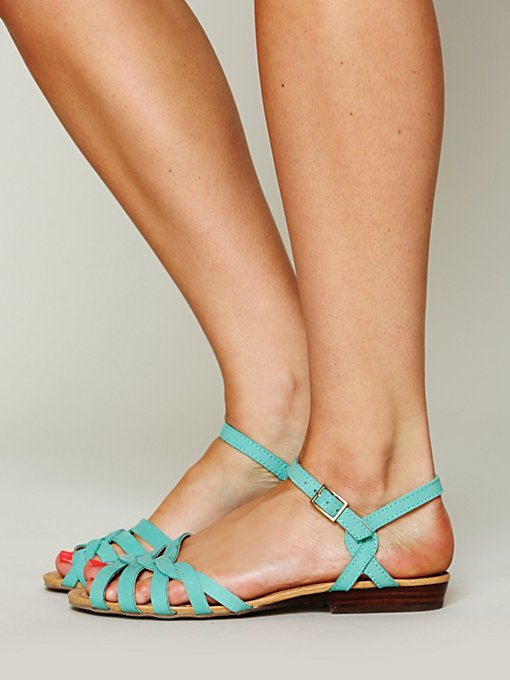 Bass Clementine Sandal in Sandals