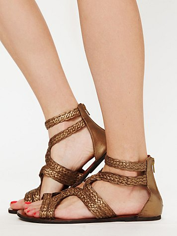 Tulsa Braid Sandal