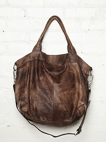 Gesa Distressed Tote