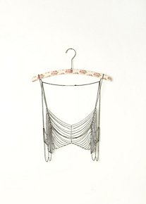 Metal Chain Bra in intimates-all-intimates
