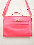 Neon Nights Satchel