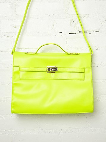 Free People Neon Nights Satchel