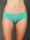 Intimately Free People Lacey Basic Hipster Undie