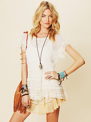 Intimately Free People FP ONE Balleto Mini Skirt