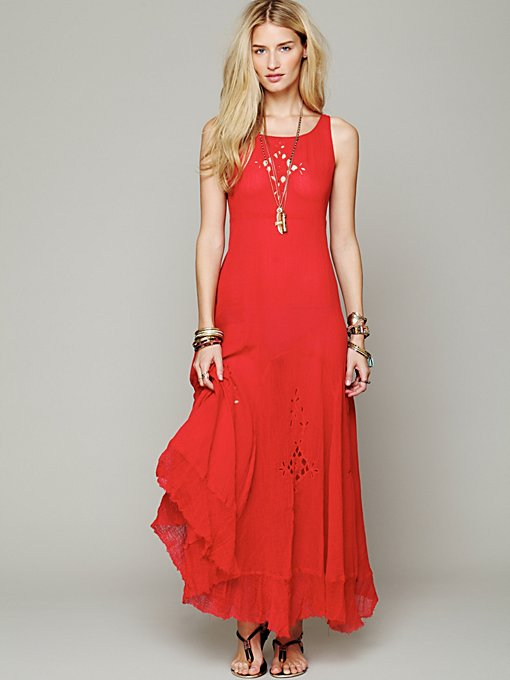 FP ONE Catalina Maxi Dress in catalog-dec-12-catalog-dec-12-catalog-items