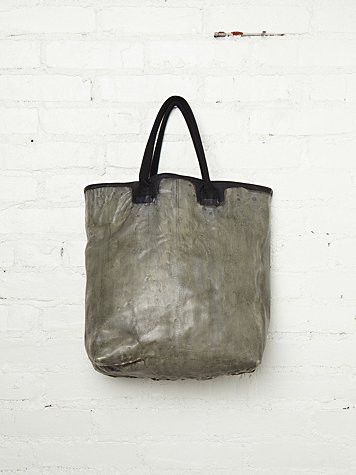 Linea Marche Leather Tote