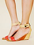 Sophie Mini Wedge Sandal