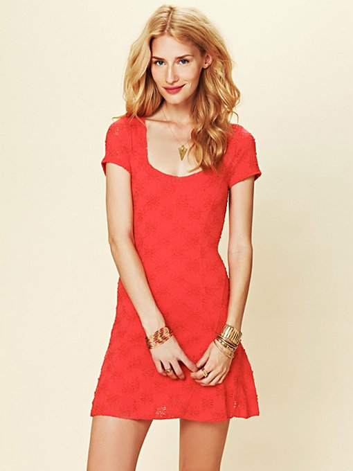 Daisy Godet Slip Dress in catalog-july-12-catalog-july-12-catalog-items