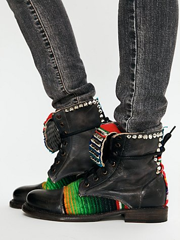 Bed | Stu Denver Studded Boot
