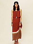 Dream On Dip Dye Maxi Dress