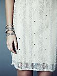 Embellished Shift Dress