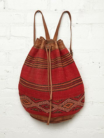 Free People Palo Alto Backpack