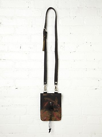 Century Painted Crossbody