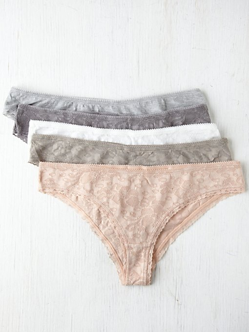 Maison Scotch Brief Set in panties