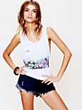 Bonitas Denim Cutoffs