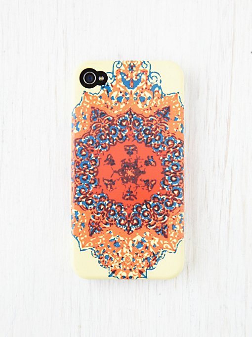 Printed iPhone Case