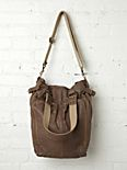 Ashla Leather Tote