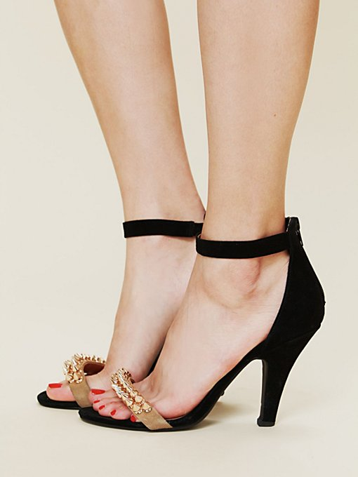 Jeffrey Campbell Burke City Heel in ankle-strap-heels