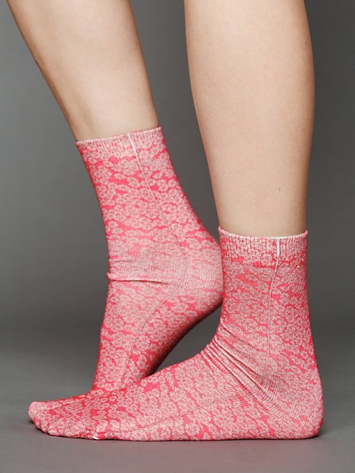 Free People Collection Ankle Sock in womens-ankle-socks