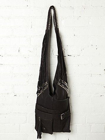 Cut N' Paste Studded Loveland Bag