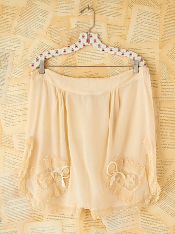Free People Vintage Knickers
