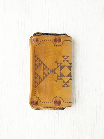 Nomad Unlimited Tattoo iPhone 4/4S Wallet
