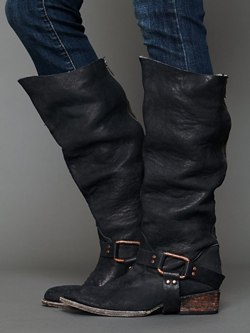 Freebird by Steven Phoenix Boot in over-knee-boots