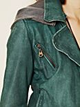 Emerald City Leather Jacket