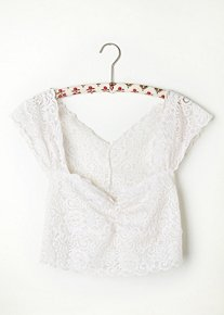 Scallop Edge Crop in Intimates-the-lace-shop