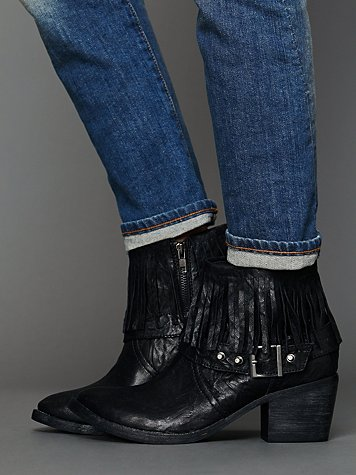 Faryl Robin for Free People Prey Ankle Boot