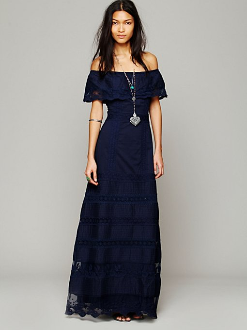 Looks Like An Angel Maxi Dress in shop-by-shape