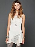 Sparkle and Lace Tunic