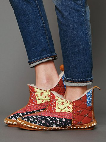 Rio Slipper Boot