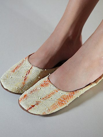 Sale alerts for  Moroccan Beaded Slipper - Covvet