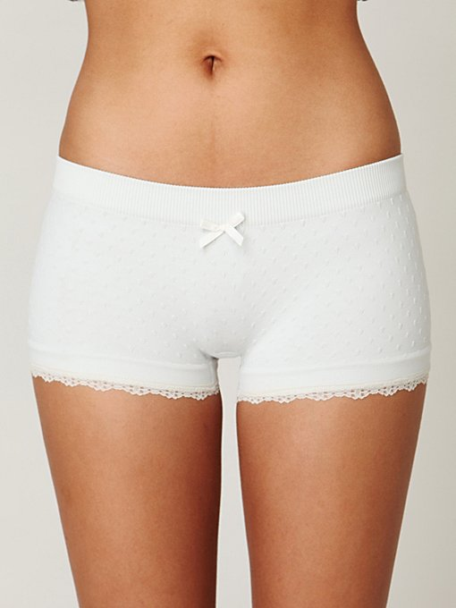 Intimately Booty Short Neutral Pack in underwear