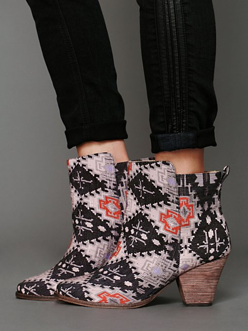 Moonstone Ankle Boot