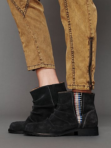 Inca Storyland Ankle Boot