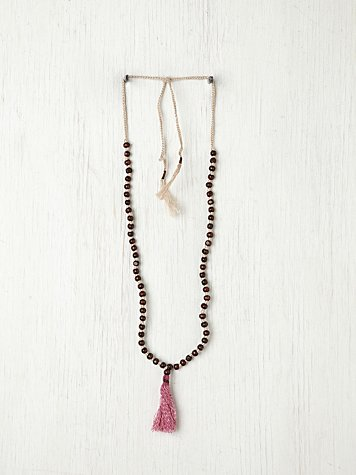 Single Tassel Prayer Bead