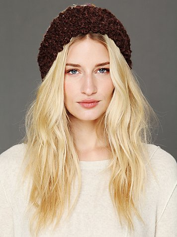 Free People Horizon Watch Beanie