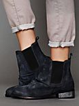 Mota Metal Ankle Boot