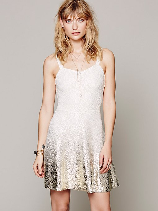 Reflected Moonlight Dress in clothes-dresses-fit-n-flare