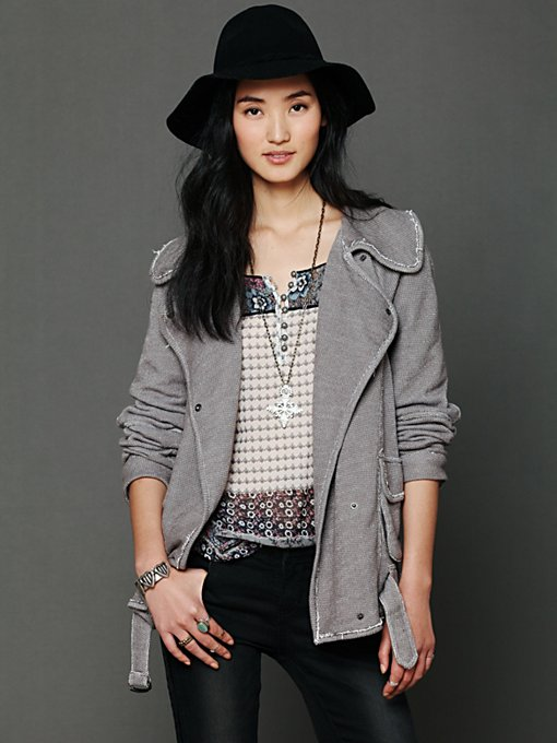 Slouchy Military Jacket in sale-sale-under-70