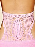 Ombre Crochet One Piece