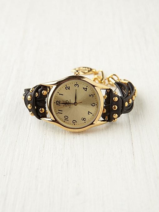 Studded Watch Bracelet in accessories-jewelry