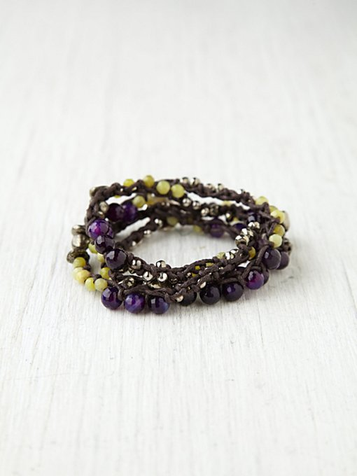 Luca Wrap Bracelet in catalog-dec-12-catalog-dec-12-catalog-items