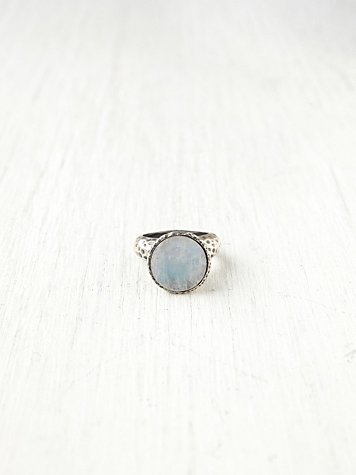 Bora Rainbow Moonstone Ring