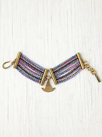 Vanessa Mooney Royal Tee Bracelet