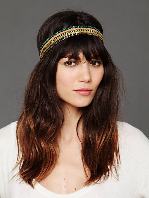 Free People Multi Strand Headband in Hair-Accessories